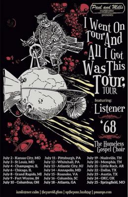 68 tour