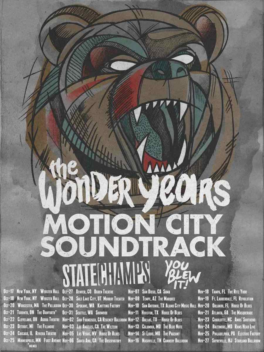 The_Wonder_Years_-_Fall_Tour_2015